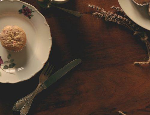 Raňajkové muffiny s lesným ovocím a kardamonom