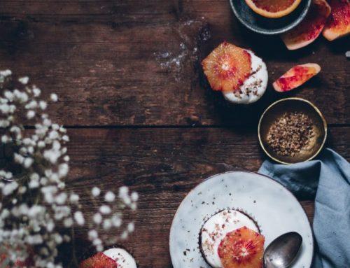 Šťavnaté mrkvové muffiny