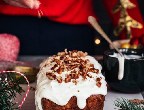 Jablkový chlebík na vianočný stôl